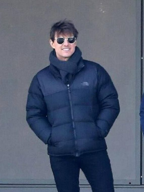 Mission Impossible 6 Tom Cruise Padded Jacket