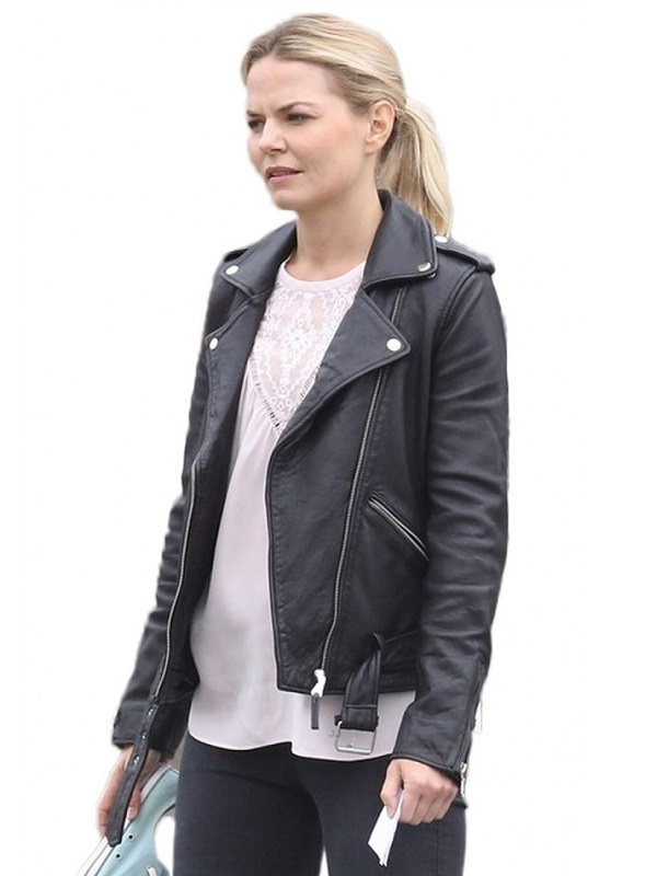 Once Upon A Time TV Series Season 6 Emma Swan Jacket