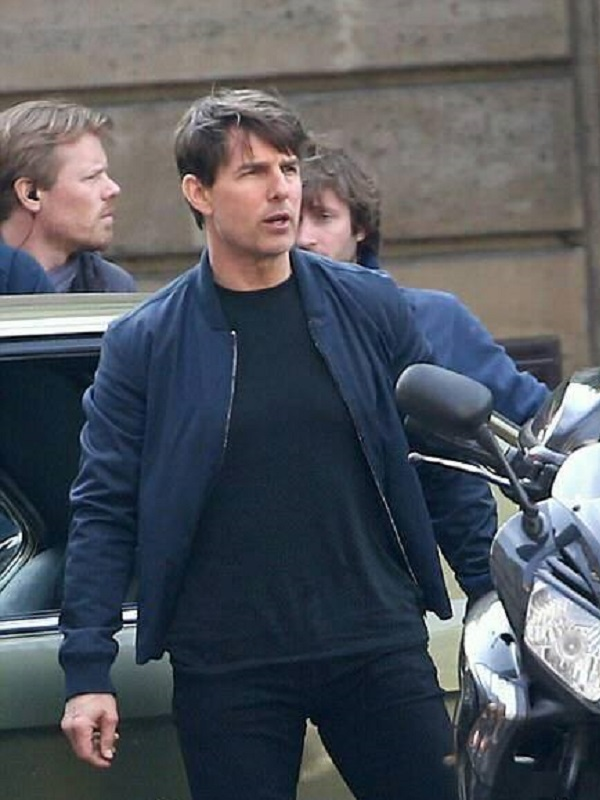 Tom Cruise Movie Mission Impossible 6 Jacket
