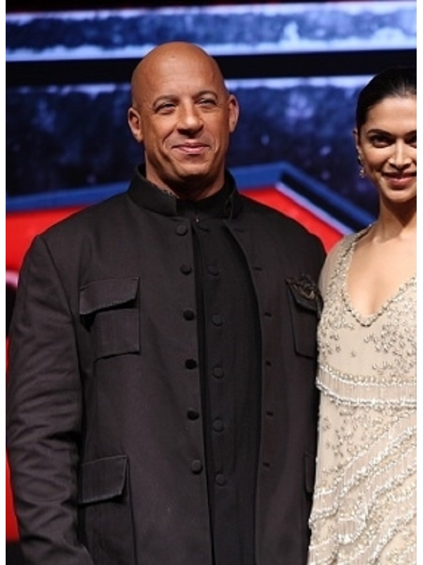 Vin Diesel XXX Return of Xander Cage Premiere Jacket