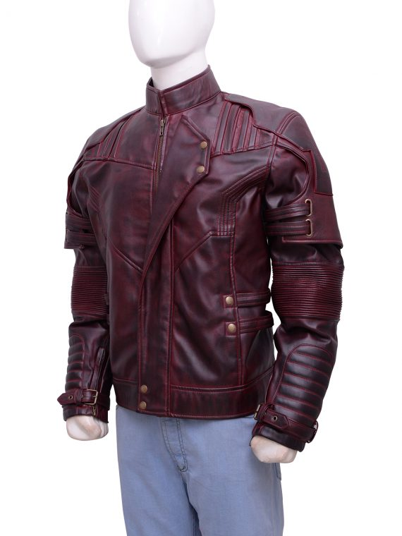Guardians Of The Galaxy 2 Star Lord Chris Pratt Jacket