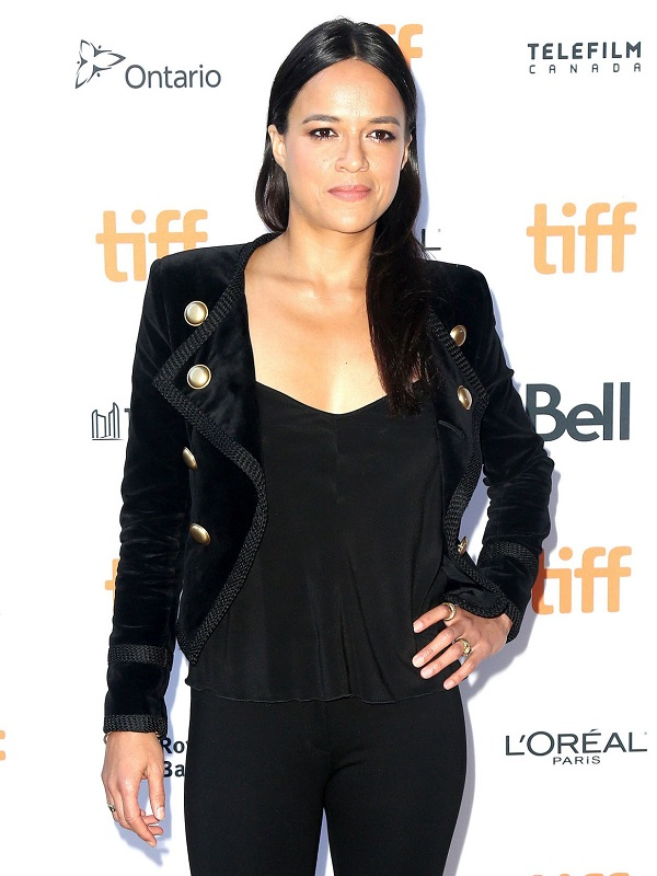Michelle Rodriguez Premiere Cotton Jacket