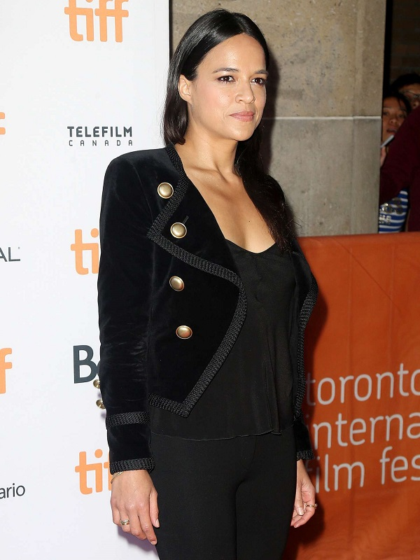 Michelle Rodriguez Stylish Premiere Jacket