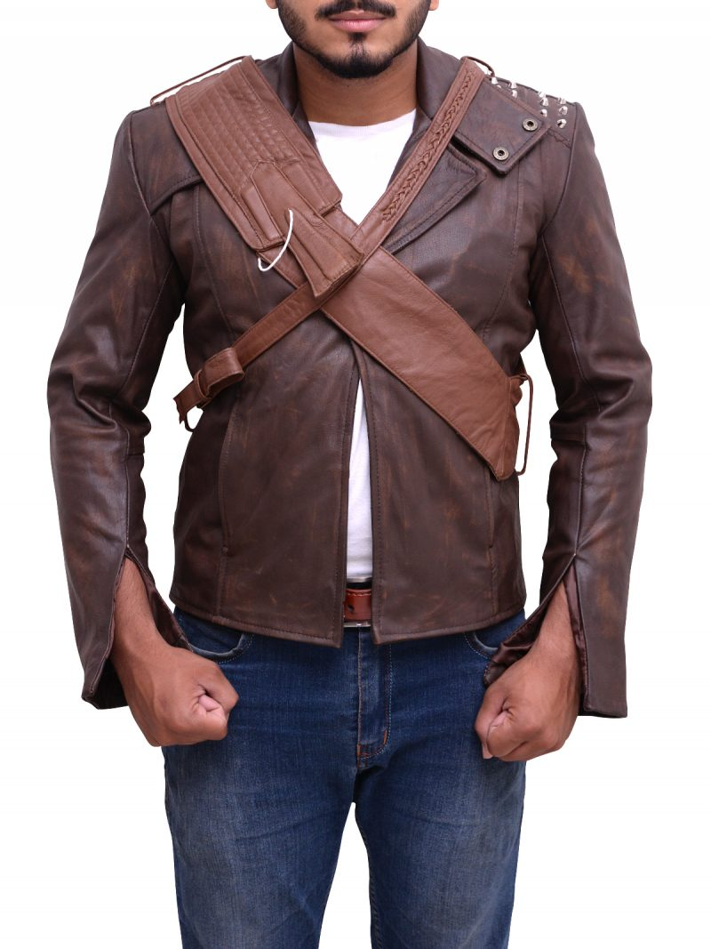 Wil Ohmsford The Shannara Chronicles Leather Jacket