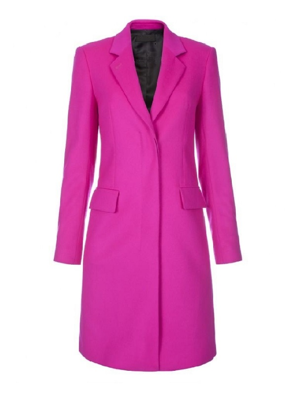 Alex Jones The One Show Stylish Coat