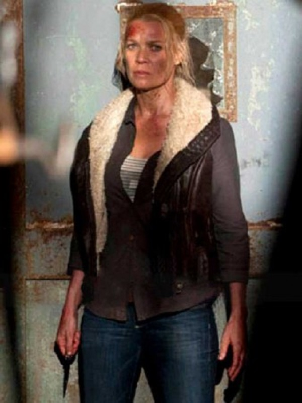 The Walking Dead Andrea Harrison Vest