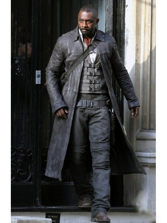 Idris Elba The Dark Tower Roland Coat
