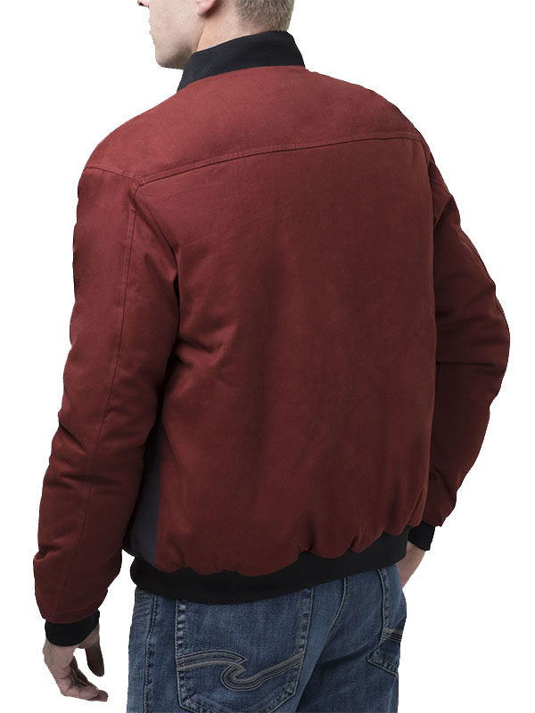 Men Secret Identity Casual Jacket