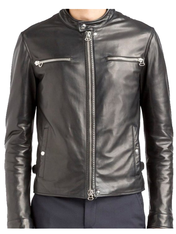 The Defenders Leather Jacket