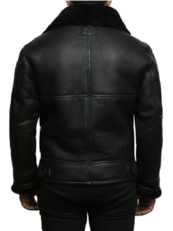 Mens-Aviator-B3-Shearling-Sheepskin-Jacket 1