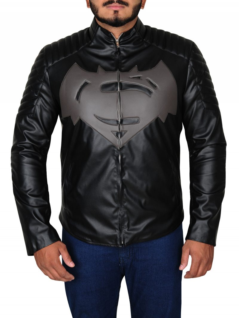 Dawn of Justice Leather Jacket