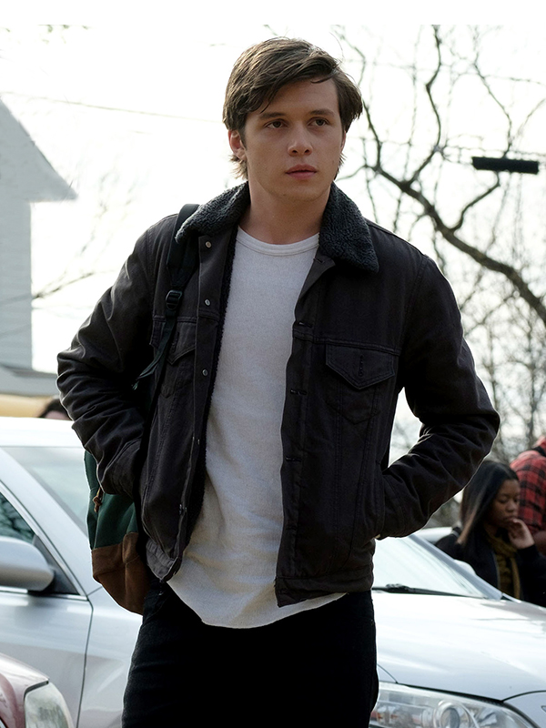 Nick Robinson Movie Love Simon Jacket