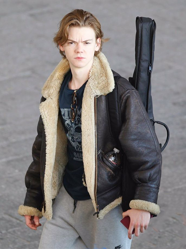 Thomas Brodie Sangster Jacket
