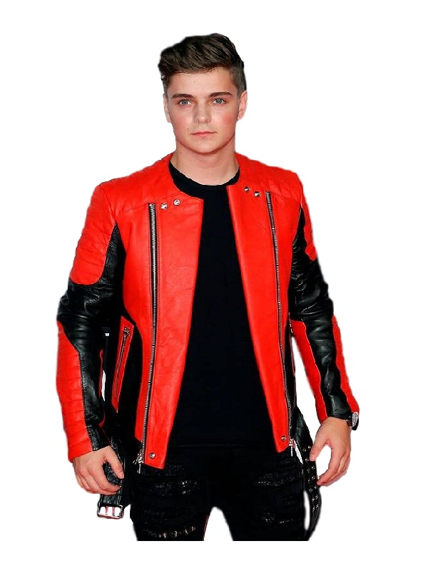 DJ Martin Garrix MTV Europe Music Awards Jacket