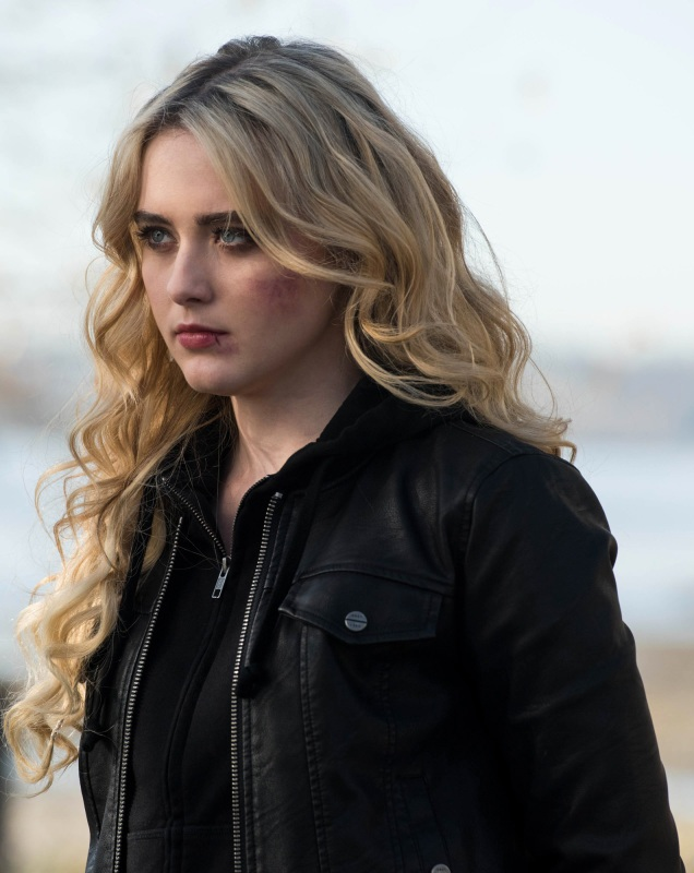 Supernatural Kathryn Newton Jacket