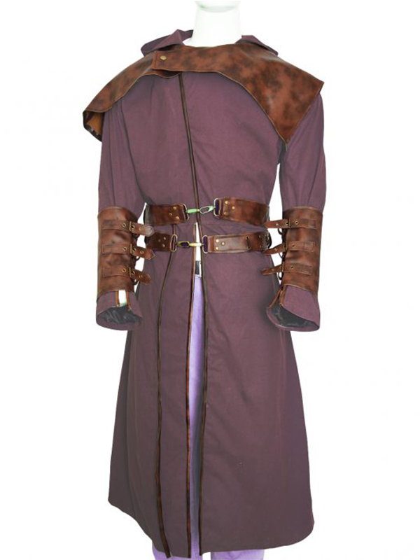 Manu Bennett The Shannara Chronicles Coat