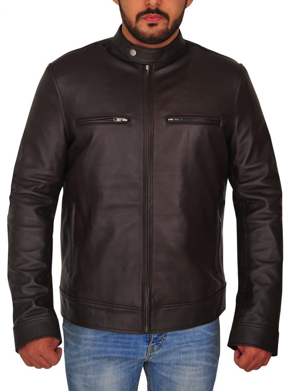 PD Hank Voight Leather Jacket,