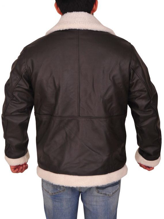 Rocky Iv Sylvester Stallone Brown Jacket,