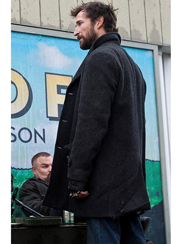 Falling Skies Series Tom Mason Noah Wyle Coat