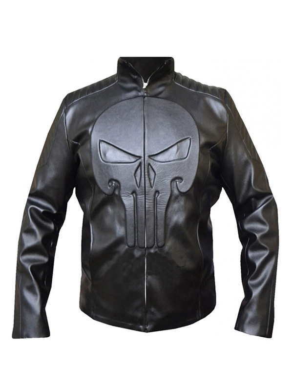 The Punisher Thomas Jane Leather Jacket