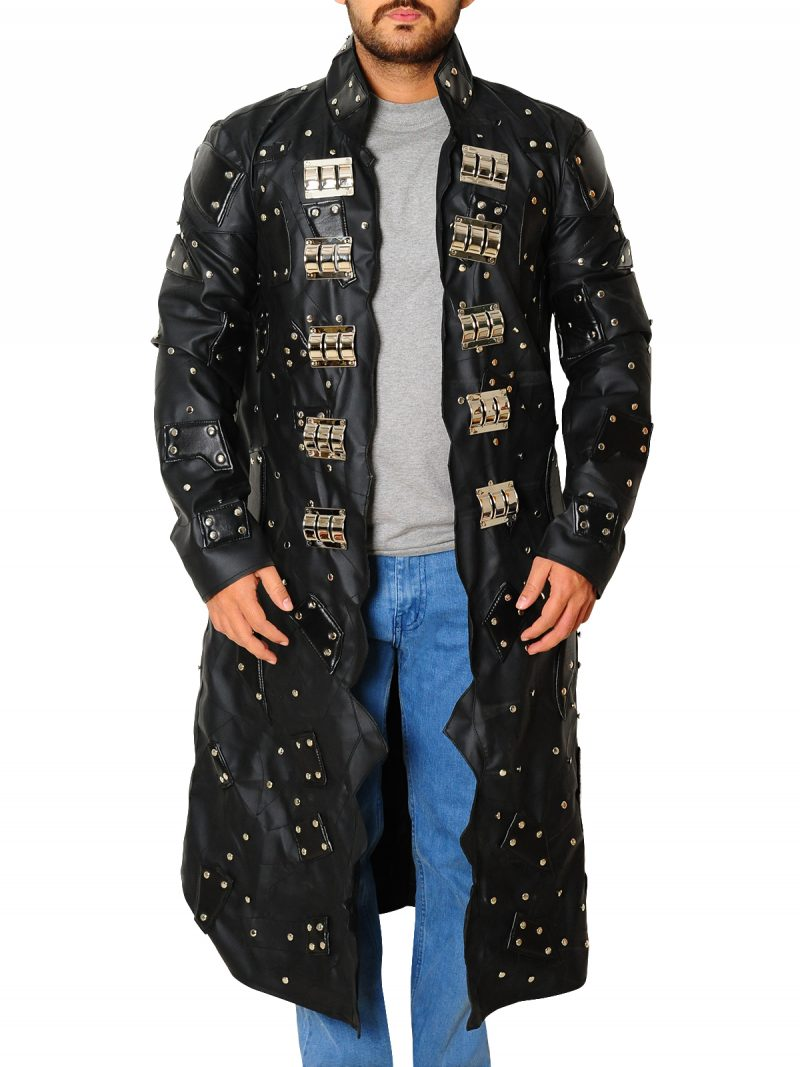 WWE Wrestler Edge Leather Coat