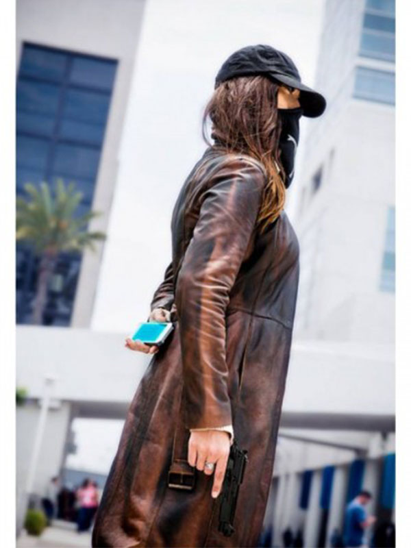 Aiden Pearce Watch Dogs Coat Women