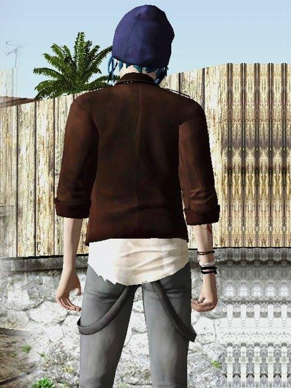 Life Is Strange Chloe Price Leather Jacket,