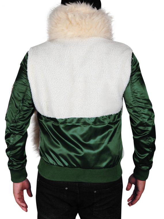 Vin Diesel Film Premier XXX Return of Xander Cage Jacket