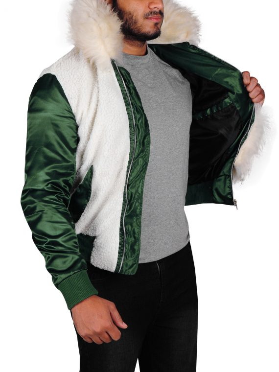 Vin Diesel XXX Return of Xander Cage Jacket