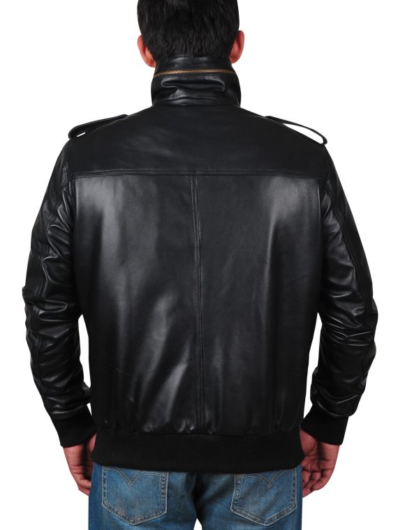 Andy Samberg Brooklyn 99 Police Leather Jacket