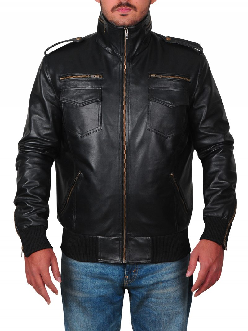 Brooklyn 99 Police Leather Jacket