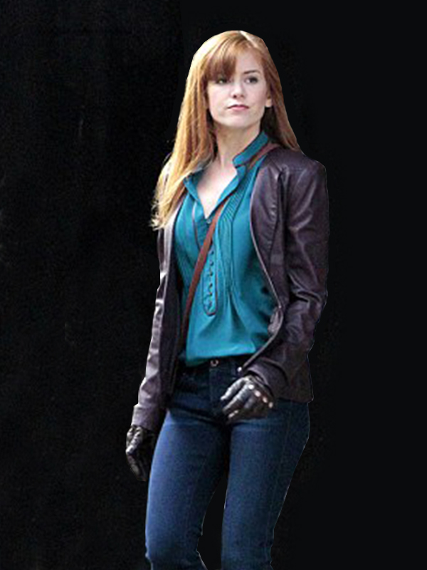 Isla Fisher Now You See Me Coat