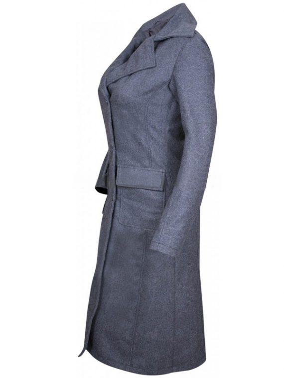 Katherine Waterston Fantastic Beasts and Where to Find Them Movie Coat