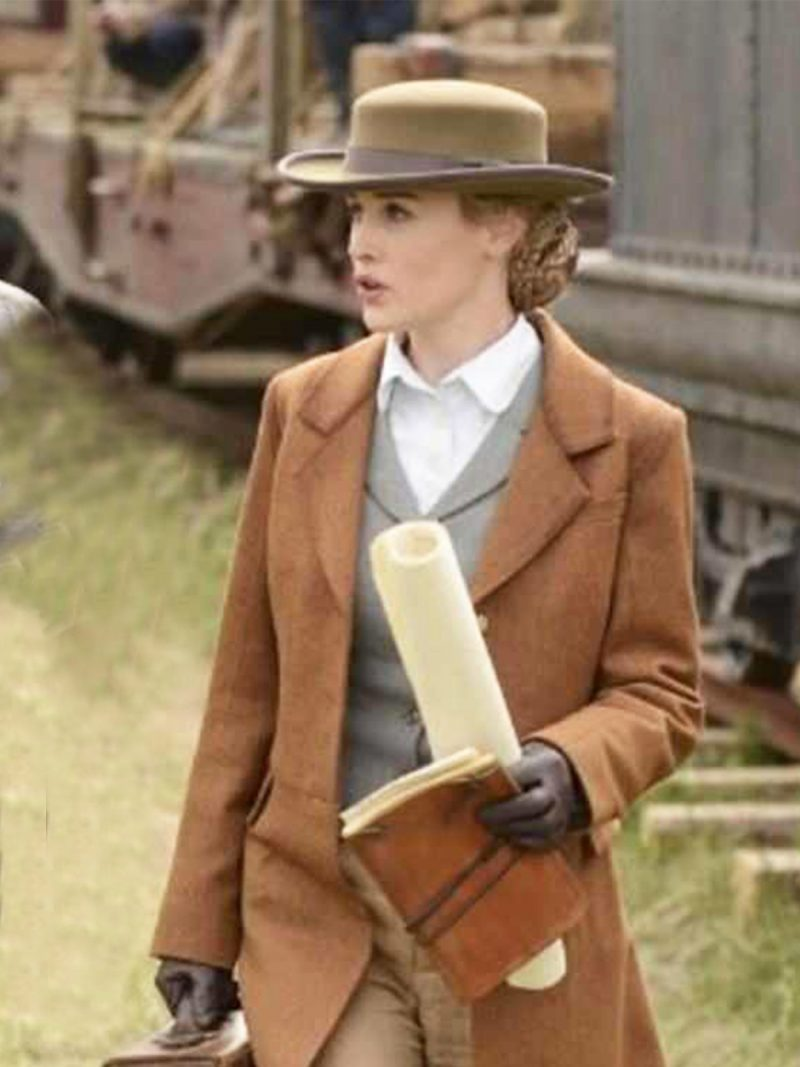 Lily Bell TV Coat