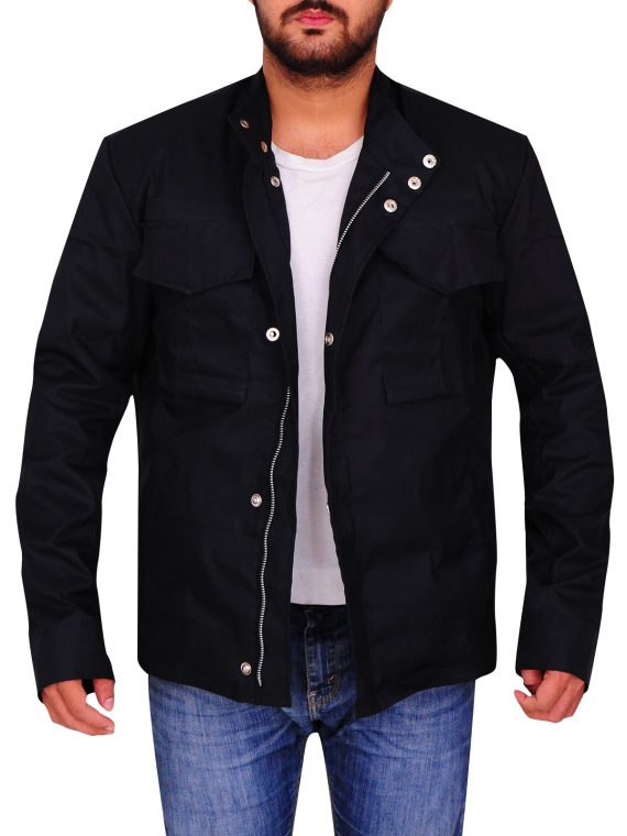 A Good Day to Die Hard John McClane Jacket,
