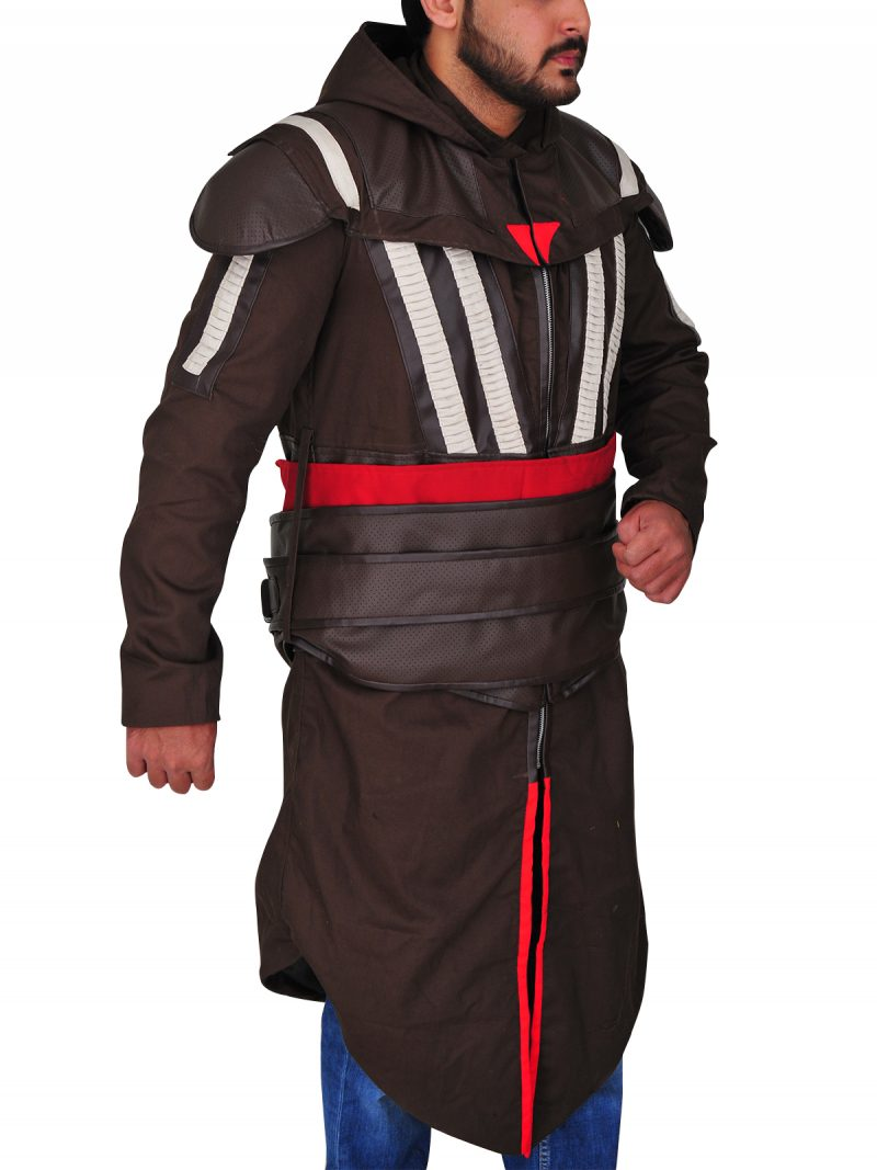 Assassins Creed Aguilar Coat,