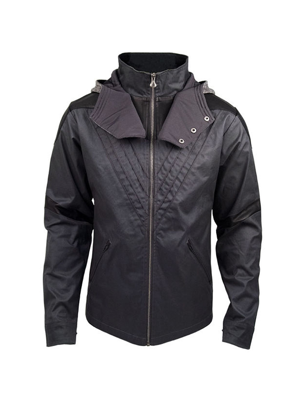 Assassins Creed Black Jacket