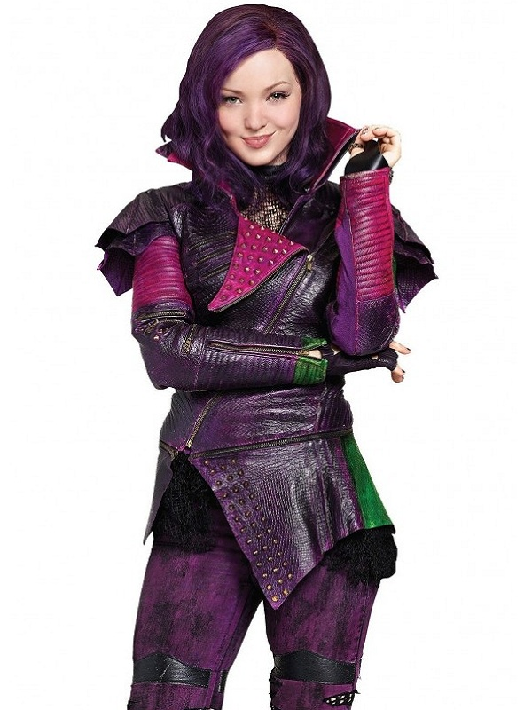 Dove Cameron Descendants Leather Jacket