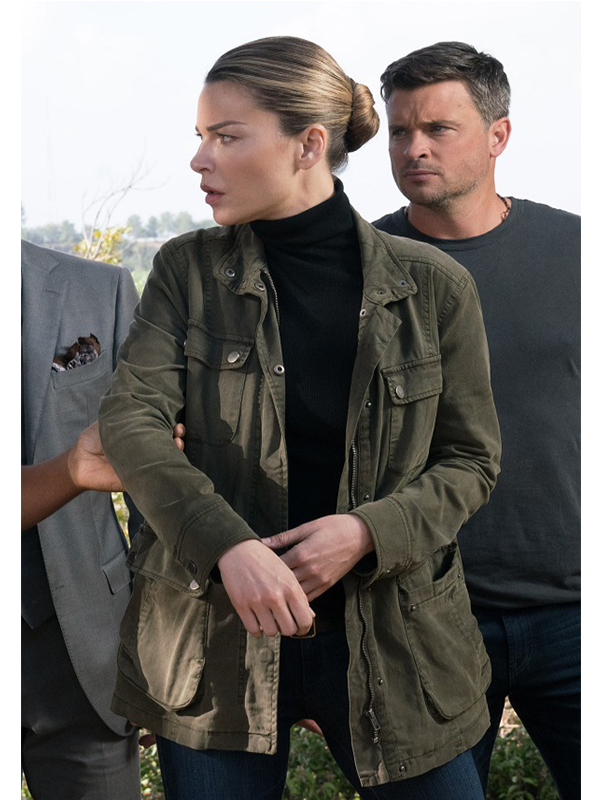 Lauren German Lucifer Chloe Decker Jacket