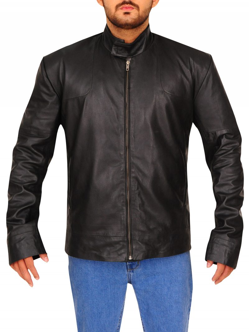 Mission Impossible 6 Tom Cruise Black Jacket
