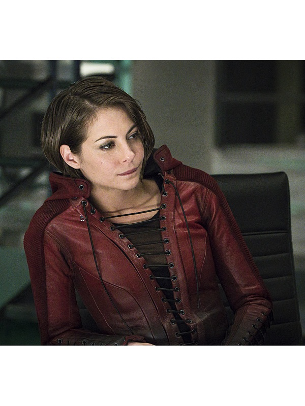 WILLA HOLLAND ARROW THEA QUEEN COSTUME JACKET