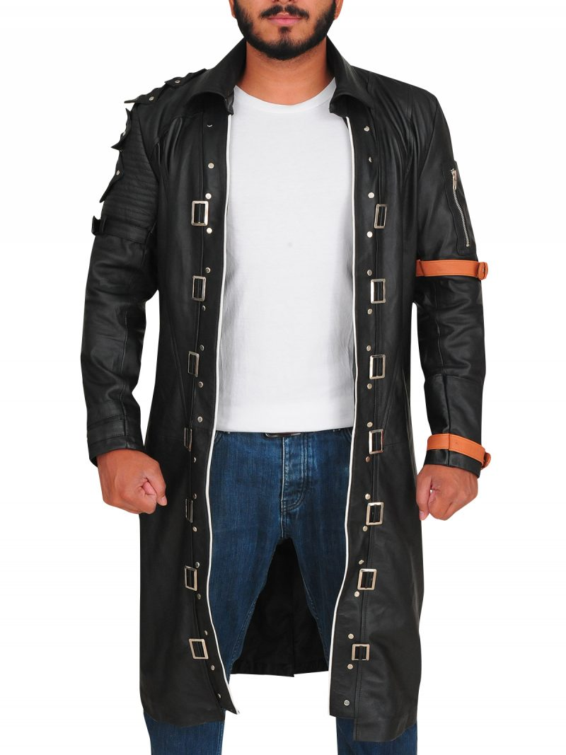 Battlegrounds Playerunknown Leather Coat