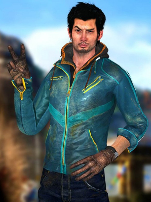Far Cry 4 Video Game Ajay Ghale Jacket