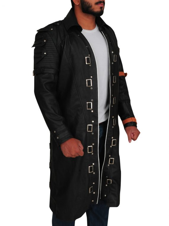 Playerunknown Leather Coat