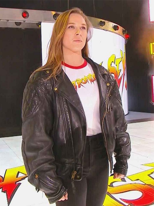 Ronda Rousey Stylish Jacket