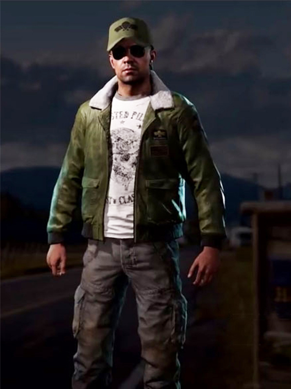 Video Game Far Cry Mayday Jacket