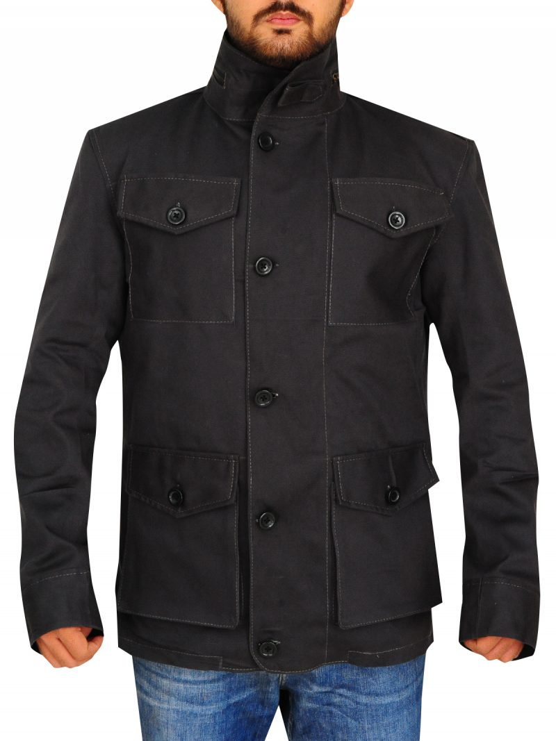 Orlando Bloom Unlocked Jack Alcott Jacket