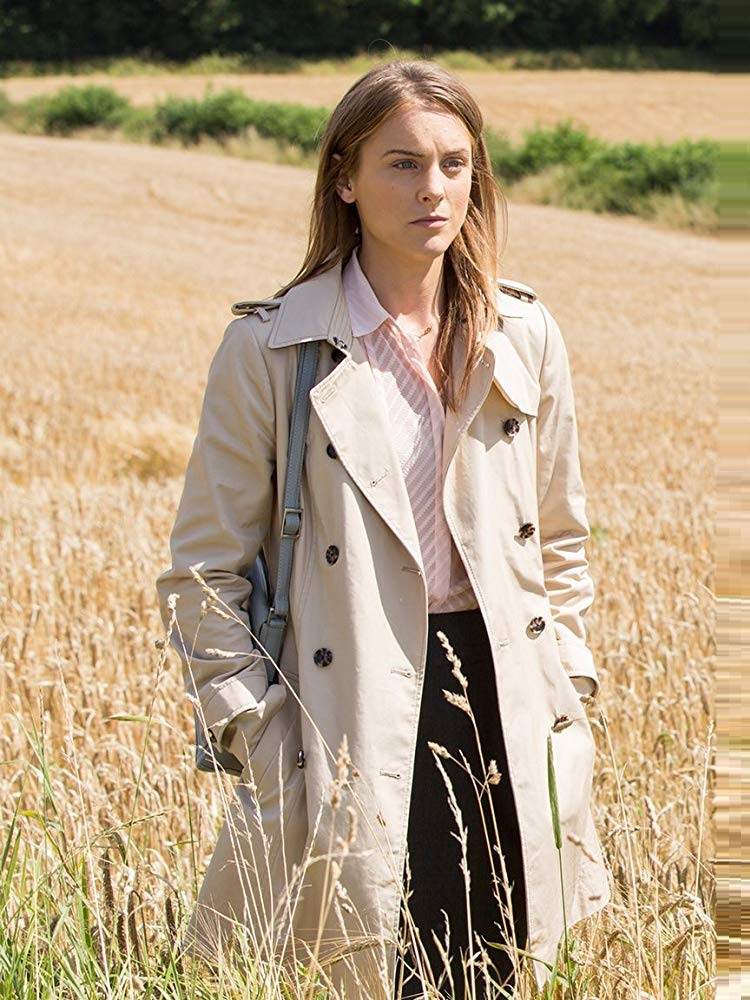 Broadchurch Julie Cox Coat
