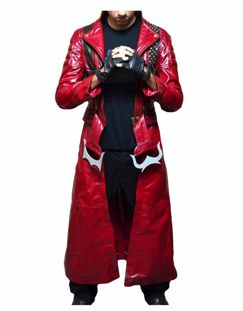 Demon Slayer Dante Red Coat