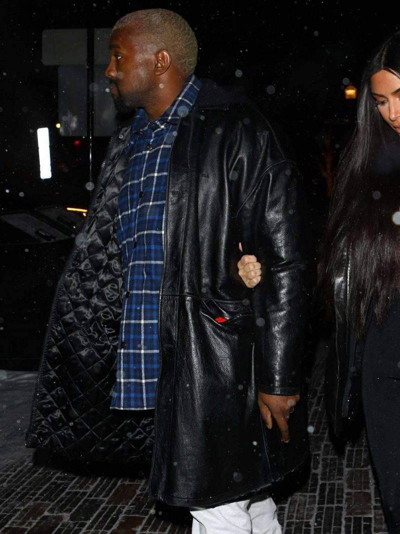 Kanye-West-Black-Leather-Coat,